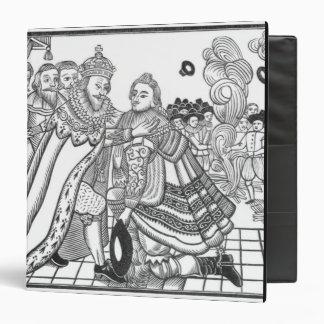 La llegada de su majestad Charles (1600-49) Princ