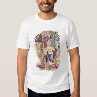 La llegada de Vasco da Gama en Calicut Camisas