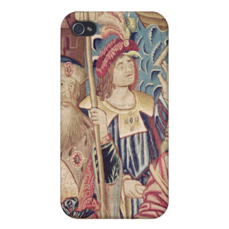 La llegada de Vasco da Gama en Calicut iPhone 4/4S Carcasa