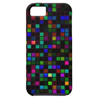 "La ""lluvia de meteoritos colorida"" ajusta el iPhone 5 Case-Mate cobertura"
