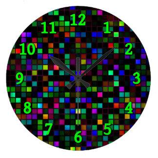 """La """"lluvia de meteoritos colorida"""" ajusta el model reloj"""