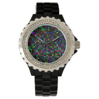 """La """"lluvia de meteoritos colorida"""" ajusta el relojes de mano"""