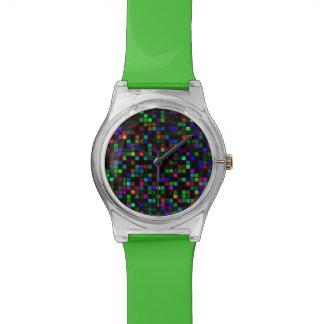 """La """"lluvia de meteoritos colorida"""" ajusta el relojes de pulsera"""