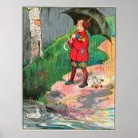 La lluvia, lluvia, sale, viene otra vez otro día poster