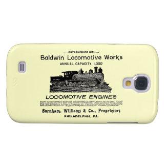 La locomotora de Baldwin funciona 1895