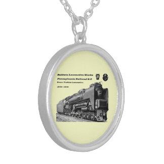 La locomotora de Baldwin funciona la turbina de Collar Plateado