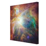 La lona envuelta galería de la nebulosa 3 de Orión Impresion En Lona