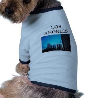 LA Los Ángeles California Ropa De Perro