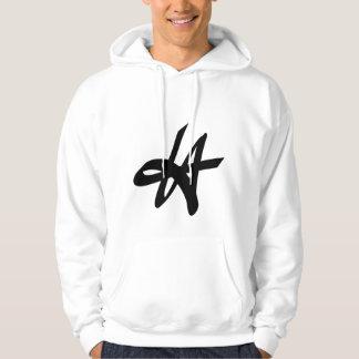 LA Los Angeles Graffiti logo hoodie