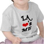 LA Loves me - Los angeles Tshirt