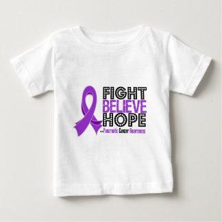 La lucha cree la esperanza - cáncer pancreático playeras