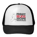 La lucha cree la esperanza - Retinoblastoma Gorro
