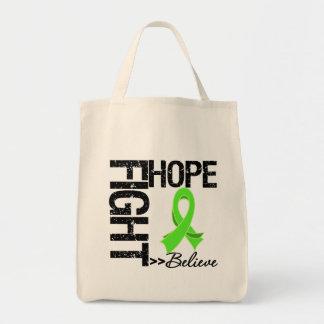 La lucha cree linfoma Non-Hodgkin de la esperanza  Bolsa Lienzo