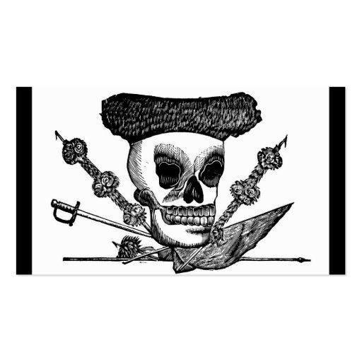 """""""La lucha de Bull Calavera"""" México C. último Tarjetas De Visita"""