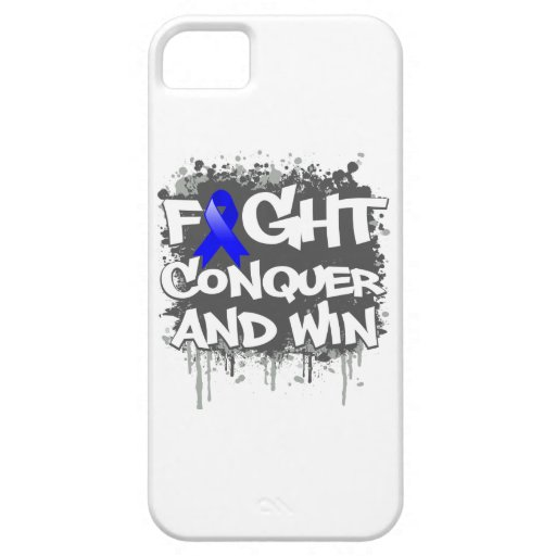 La lucha de la artritis conquista y gana iPhone 5 Case-Mate funda