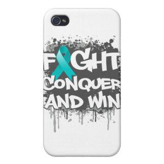La lucha de PKD conquista y gana iPhone 4 Carcasas