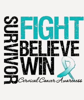 La lucha del superviviente del cáncer de cuello playera