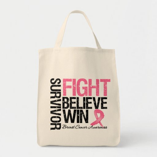 La lucha del superviviente del cáncer de pecho cre bolsa
