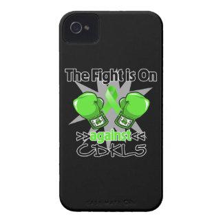 La lucha está encendido contra CDKL5 iPhone 4 Cobertura