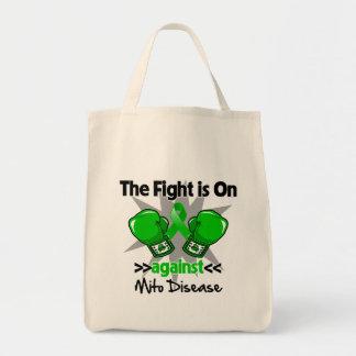 La lucha está encendido contra enfermedad bolsa tela para la compra