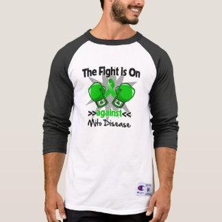 La lucha está encendido contra enfermedad camisas