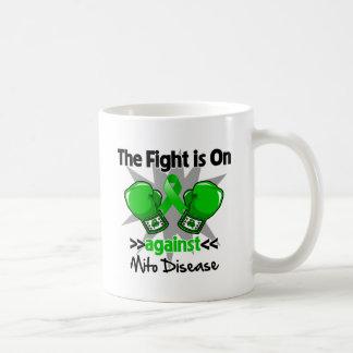 La lucha está encendido contra enfermedad taza