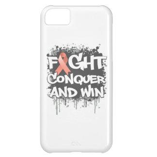 La lucha uterina del cáncer conquista y gana