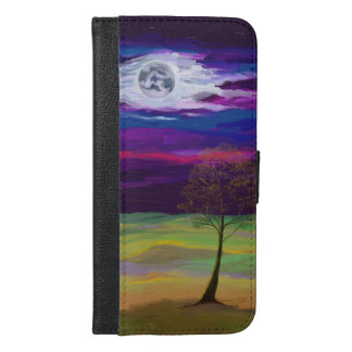 La Luna 6 iPhone 6/6s Plus Wallet Case