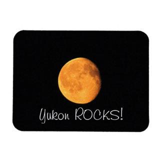 La luna amarilla grande; Recuerdo del territorio d Imanes De Vinilo