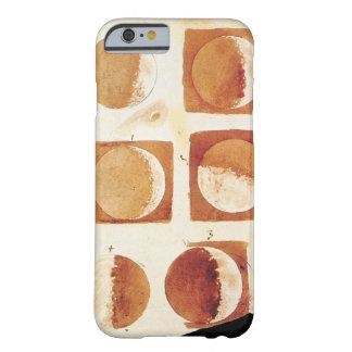La luna de Galileo organiza astronomía del Funda De iPhone 6 Barely There