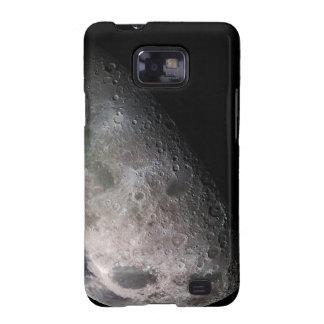 La luna de la tierra galaxy SII carcasas