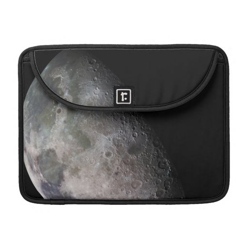 La luna de la tierra funda macbook pro