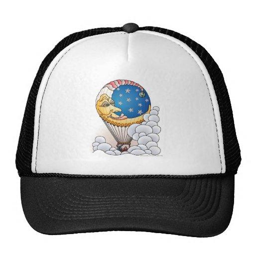 La luna de Sun protagoniza los gorras de los avion