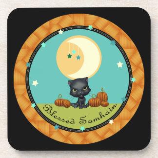 La luna del gato negro de Samhain protagoniza el n Posavaso