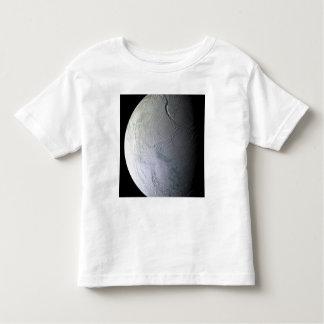 La luna Enceladus de Saturn Polera