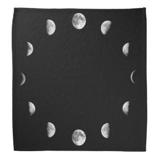 La luna fresca organiza pañuelo bandanas