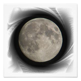 La luna la lune la luna pósteres the moon arte con fotos