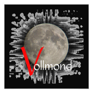La luna la lune la luna pósteres the moon impresion fotografica