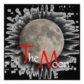 La luna la lune la luna pósteres the moon impresiones fotograficas