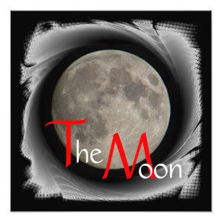 La luna la lune la luna pósteres the moon arte fotografico