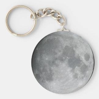 La luna llaveros