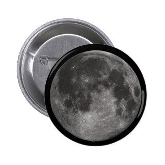 La Luna Llena de la tierra Pins
