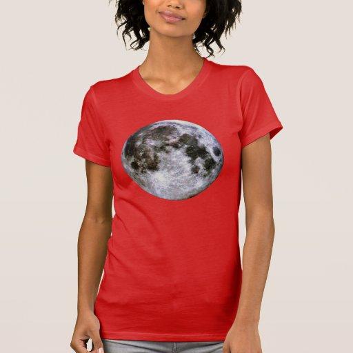 La Luna Llena de las mujeres Remera