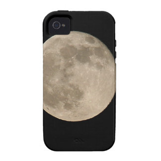 LA LUNA LLENA iPhone 4/4S CARCASAS
