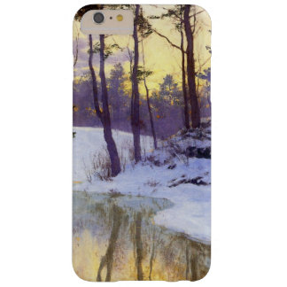 La Luna Nueva - bella arte Funda De iPhone 6 Plus Barely There