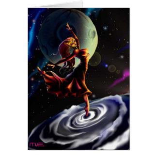 La Luna & O Helios Card