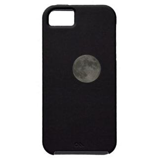 La luna See todo Funda Para iPhone 5 Tough