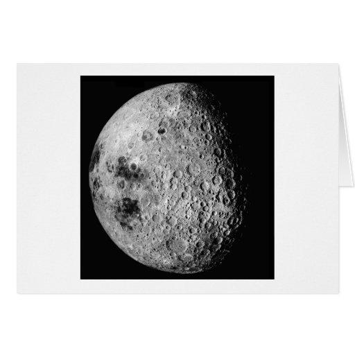 La luna tarjetas