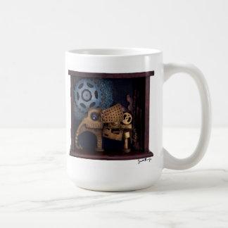 La Lunaphant Coffee Mugs