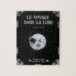 La Lune de los dans de Le Voyage retro - un viaje Puzzle